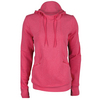 ADIDAS Women`s Cozy Fleece Hoodie Super Pink