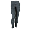 ADIDAS Women`s Performer Mid-Rise Long Tight Dark Gray Print