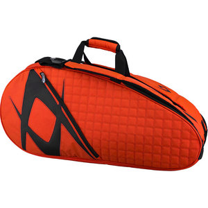 Tour Combi Tennis Bag Lava and Black