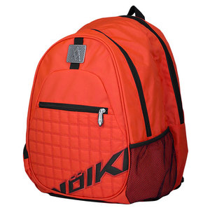 Tour Tennis Backpack Lava and Black