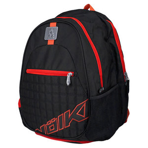 VOLKL TOUR TENNIS BACKPACK BLACK AND LAVA