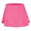 PRINCE Women`s Core Box Pleated Woven Tennis Skirt Azalea Pink