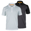 PRINCE Men`s Short Sleeve Tennis Polo