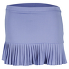 Girls` Pleated Tennis Skort Lavender by LITTLE MISS TENNIS