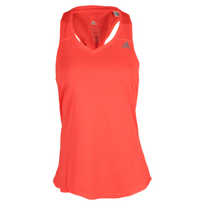 Women`s Sequencials Money Tank Solar Red