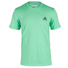 ADIDAS Men`s Go-To Performance Crew Tee Flash Green