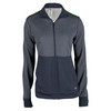 ADIDAS Women`s Limitless Full Zip Jacket Midnight Gray