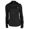 ADIDAS Women`s Techfit Cold Weather Pullover Black