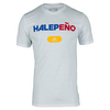 ADIDAS Men`s Halepeno Tennis Tee White