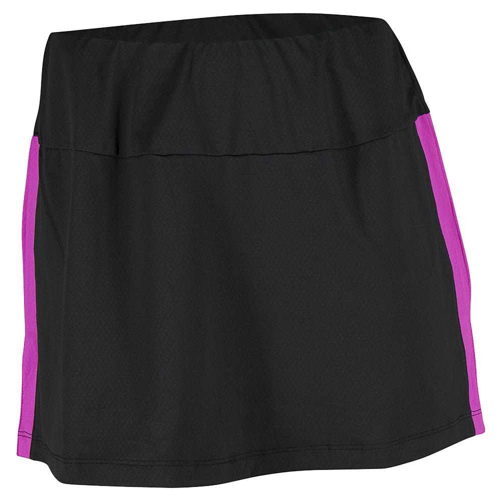 Women's Drew 13.5 Inch Tennis Skort Black