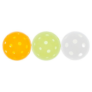 Outdoor Pickleballs 6 Pack