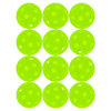 Indoor Pickleballs 12 Pack 0014_GREEN