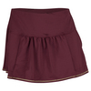 LUCKY IN LOVE Women`s Cargo Tennis Skort Wine
