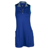 TAIL Women`s Circe Tennis Dress Playful Blue