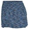 TAIL Women`s August 12.5 Inch Tennis Skort Playful Blue Space Dye