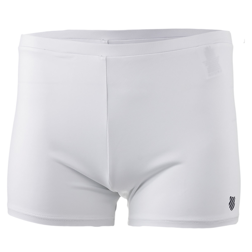 Women's 66 Tennis Shortie White And Gull Gray
