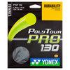 YONEX Poly Tour Pro 130 16G Black Tennis String