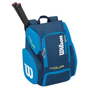 Tour V Large Tennis Backpack Blue