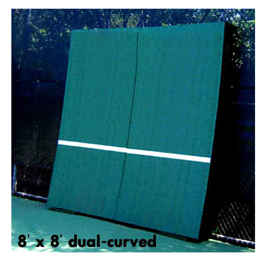 Full Package 8x8 Dual- Curved
