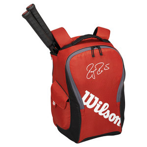 Federer Team Tennis Backpack Red