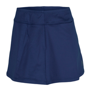 Women`s Swing Tennis Skort Blue Depth