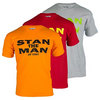 YONEX Men`s Stan the Man Cotton Tennis Tee