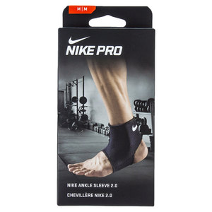 Pro Combat Hyperstrong Ankle Sleeve 2.0 Black