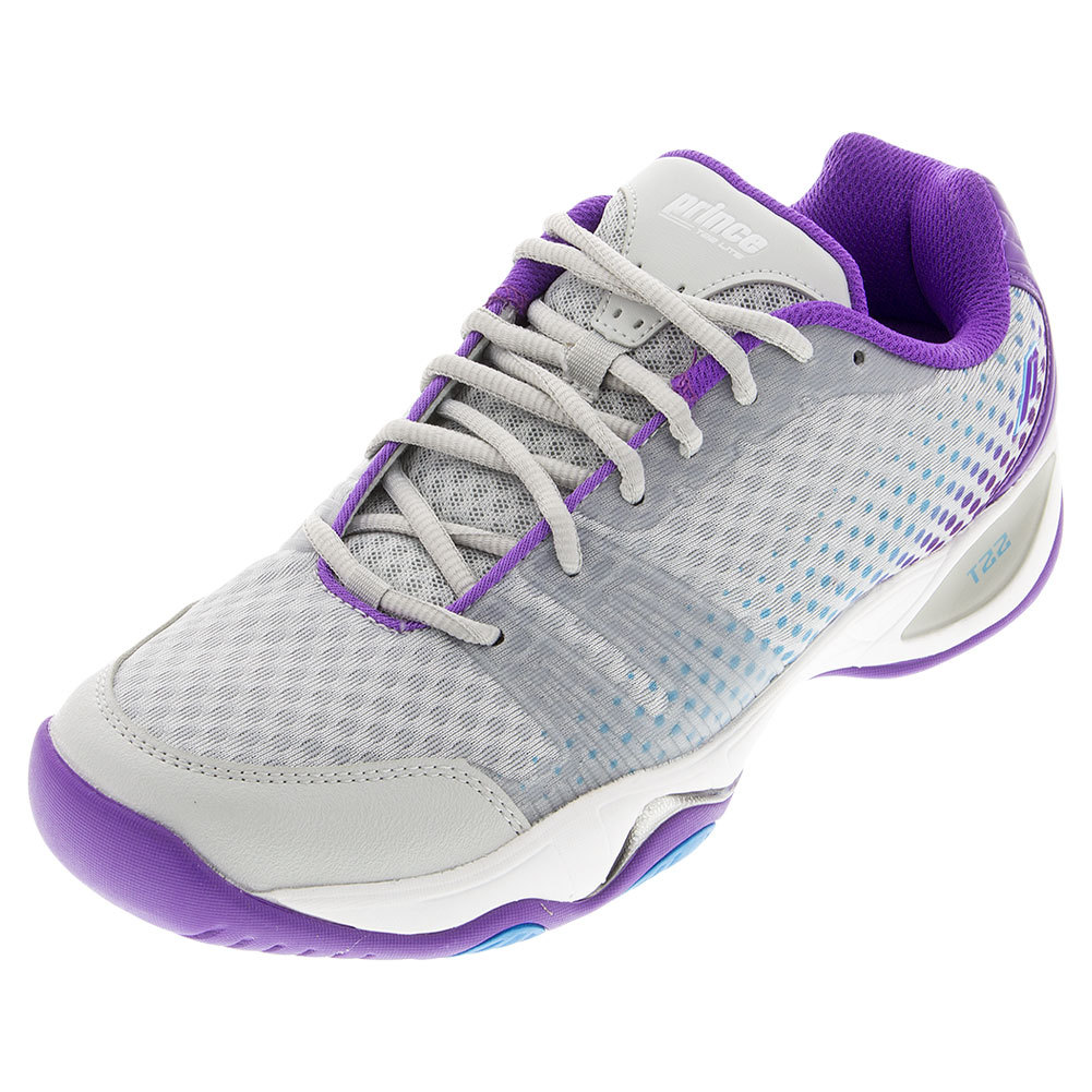Women's T22 Lite Tennis Shoes Gray And Purple