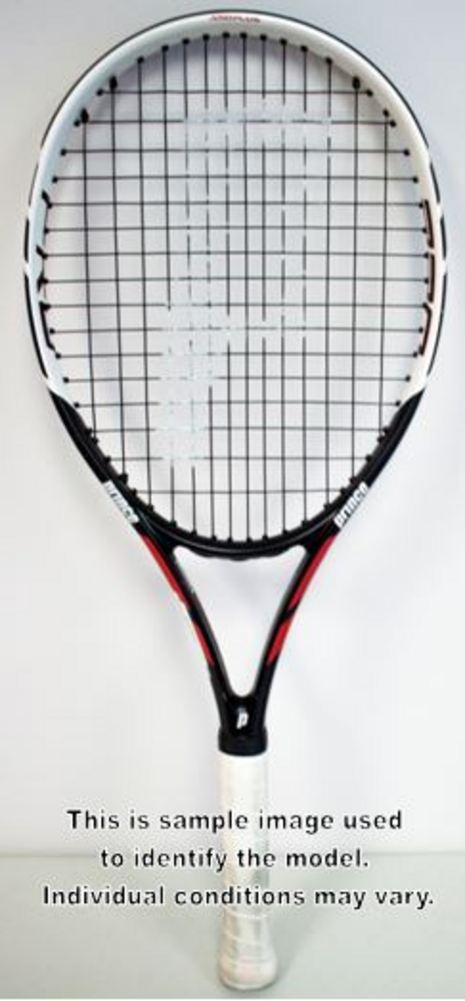 Prince Warrior Pro 100t Esp Used Racquet 4_3/8