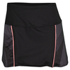 LUCKY IN LOVE Women`s Off the Grid Running Skort Black