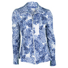 ELEVEN Women`s Love Tennnis Jacket Kaleidoscope Print
