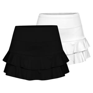 Women`s Doubles 13.5 Inch Tennis Skort