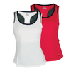 FILA Women`s Heritage Full Coverage Tennis Tank