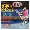 PREMIUM SPORTS Rafael Nadal 2016 Calendar