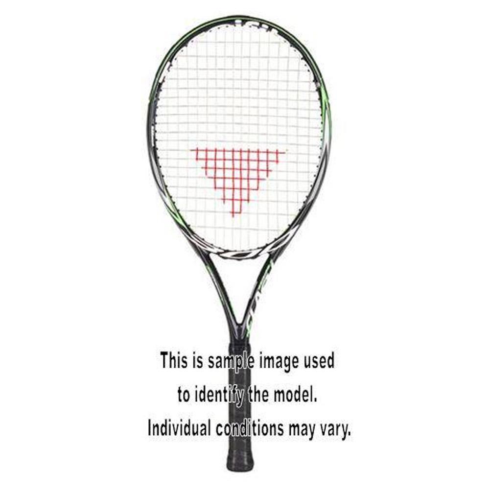 Tecfibre Tflash 300 Dynacore Used Tennis Racquet 4_3/8