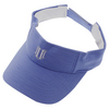 ELEVEN Women`s Wicking Tennis Visor Wedgewood