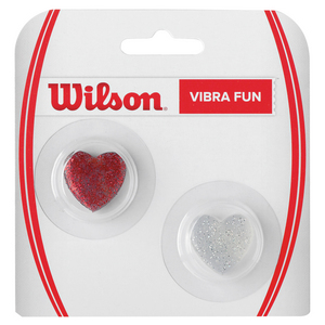 Vibra Fun Tennis Dampeners Hearts