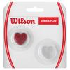 WILSON Vibra Fun Tennis Dampeners Hearts
