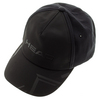 Performance Tennis Cap BLACK