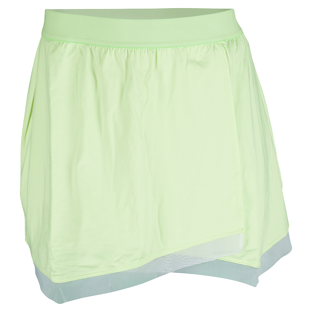Women's Minnie 13.5 Inch Tennis Skort Maui Lemon