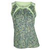 Women`s Logana Printed Tennis Tank Challenge by TAIL