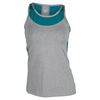 TAIL Women`s Tika Racerback Tennis Tank Frosted Heather