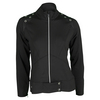 Women`s Ebony and Ivory Tennis Jacket Black by BOLLE
