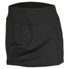 Women`s Ebony and Ivory 13.5 Inch Tennis Skort Black by BOLLE