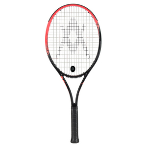 Team Speed Black and Lava Tennis Racquet