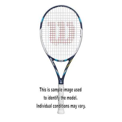 WILSON JUICE 100 UL USED TENNIS RACQUET 4_3/8