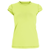 SOFIBELLA Women`s Sweet Pea Cap Sleeve Tennis Top Electric