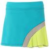 SOFIBELLA Women`s Sweet Pea 15 Inch Tennis Skort Ultra Marine