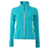 Women`s Sweet Pea Tennis Jacket Ultra Marine by SOFIBELLA