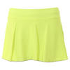 SOFIBELLA Women`s Sweet Pea 12 Inch Tennis Skort Electric